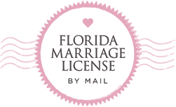 Florida Marriage Licence By Mail Logo